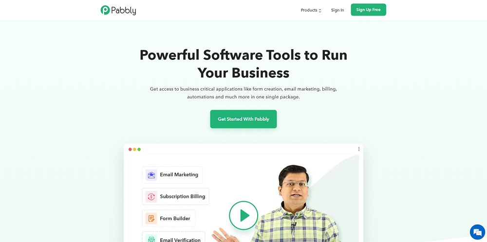 site pabbly